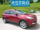 2013 Ruby Red Metallic Ford Escape Titanium 2.0L EcoBoost 4WD #113374732