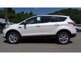 2017 White Gold Ford Escape SE 4WD #113374440