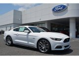 2016 Oxford White Ford Mustang GT Premium Coupe #113420152