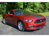 2015 Ruby Red Metallic Ford Mustang EcoBoost Coupe #113420321