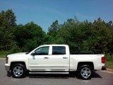 2014 Summit White Chevrolet Silverado 1500 LTZ Crew Cab 4x4 #113419971