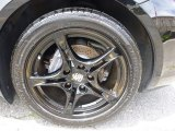 Porsche Cayman 2009 Wheels and Tires