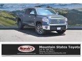2016 Magnetic Gray Metallic Toyota Tundra Limited CrewMax 4x4 #113419988