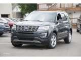 2016 Guard Metallic Ford Explorer XLT 4WD #113420164