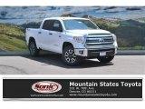 2016 Super White Toyota Tundra SR5 CrewMax 4x4 #113419987