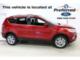 2017 Ruby Red Ford Escape SE 4WD #113419907
