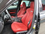 2015 BMW M3 Interiors