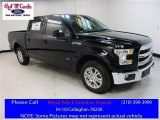 2016 Shadow Black Ford F150 Lariat SuperCrew #113488133