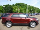 2016 Bronze Fire Metallic Ford Explorer XLT 4WD #113488162
