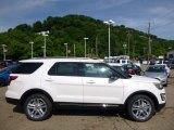 2016 White Platinum Metallic Tri-Coat Ford Explorer XLT 4WD #113488161