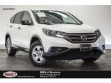 2013 White Diamond Pearl Honda CR-V LX #113488241
