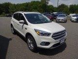 2017 White Platinum Ford Escape Titanium 4WD #113488262
