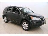 2011 Crystal Black Pearl Honda CR-V SE 4WD #113488254