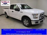2016 Oxford White Ford F150 XLT SuperCab #113502083