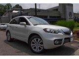 2010 White Diamond Pearl Acura RDX SH-AWD Technology #113502099