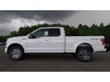 2016 Oxford White Ford F150 XLT SuperCab 4x4 #113505794
