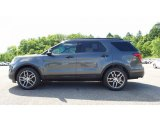 2016 Magnetic Metallic Ford Explorer Sport 4WD #113505793