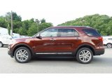 2016 Bronze Fire Metallic Ford Explorer Limited 4WD #113505791