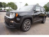 2016 Black Jeep Renegade Limited #113505737