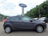 2013 Violet Gray Ford Fiesta SE Hatchback #113505817