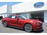 2016 Ruby Red Metallic Ford Mustang GT Premium Coupe #113526171