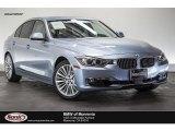 2013 Liquid Blue Metallic BMW 3 Series 328i Sedan #113526240