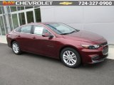 2016 Butte Red Metallic Chevrolet Malibu LT #113525987