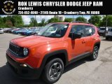 2016 Omaha Orange Jeep Renegade Sport 4x4 #113526069