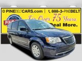 2016 True Blue Pearl Chrysler Town & Country Touring #113525955