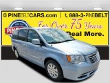2016 Crystal Blue Pearl Chrysler Town & Country Touring #113525947