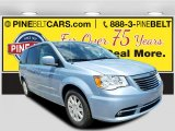 2016 Crystal Blue Pearl Chrysler Town & Country Touring #113525944