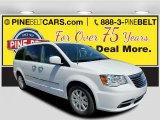 2016 Bright White Chrysler Town & Country Touring #113525942