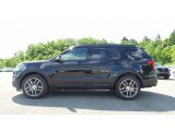 2016 Shadow Black Ford Explorer Sport 4WD #113526200