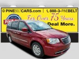 2016 Deep Cherry Red Crystal Pearl Chrysler Town & Country Touring #113525940