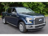 2016 Blue Jeans Ford F150 XLT SuperCrew #113526350
