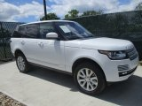 2016 Fuji White Land Rover Range Rover HSE #113563745