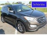 2013 Cabo Bronze Hyundai Santa Fe Sport AWD #113563379