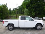 2016 Oxford White Ford F150 XLT SuperCab 4x4 #113563532