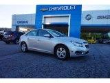 2016 Silver Ice Metallic Chevrolet Cruze Limited LT #113563632