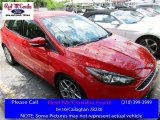 2015 Race Red Ford Focus SE Hatchback #113563496