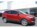 2016 Ruby Red Metallic Ford Escape Titanium #113563561
