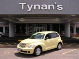 2007 Pastel Yellow Chrysler PT Cruiser Touring #11345075