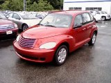 2007 Inferno Red Crystal Pearl Chrysler PT Cruiser  #11338151