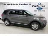2016 Magnetic Metallic Ford Explorer XLT 4WD #113563286