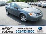 2007 Blue Granite Metallic Chevrolet Cobalt LS Coupe #113590088
