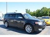 2010 Tuxedo Black Ford Flex Limited AWD #113589980