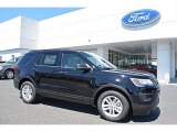 2016 Shadow Black Ford Explorer FWD #113589974