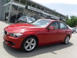 2013 Melbourne Red Metallic BMW 3 Series 328i xDrive Sedan #113614913