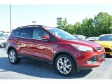 2013 Ruby Red Metallic Ford Escape SEL 2.0L EcoBoost #113614908