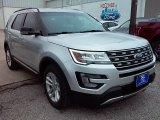 2016 Ingot Silver Metallic Ford Explorer XLT #113614805